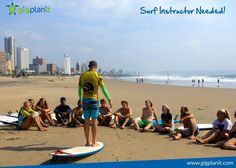They're looking for surfing talent in Monterey, California! Find your next gig at http://www.gigplanit.com/ #Gigplanit #TravelingFun #TravelingJobs #Surfing #California