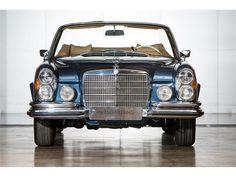 #Mercedes-Benz #280SE #3.5 #Cabriolet