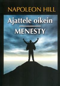 Ajattele oikein - menesty! Napoleon Hill, Book Lists, Reading, Books, Movies, Movie Posters, Libros, Films, Book