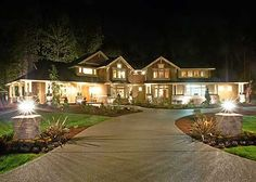 Plan W2328JD: Premium Collection, Craftsman, Northwest, Photo Gallery, Shingle Style, Luxury House Plans & Home Designs