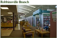 Take a look inside of our Robbinsville Branch