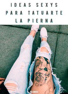 Rose Tattoo, Flower Tattoo, Thigh Tattoo, Leg Tattoo,Source: Rose Flower Tattoo Top of Thigh Leg Underarm Tattoos For Guys, Leg Tattoos Women, Back Of Thigh Tattoo Women, Back Thigh Tattoo, Cute Thigh Tattoos, Upper Leg Tattoos, Girl Leg Tattoos, Sun Tattoos, Trendy Tattoos