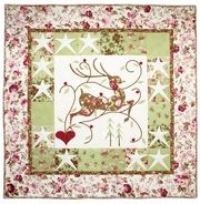 """""""A Winter's Dance"""" by Robyn Pandolph. Free pattern available at RJR fabrics"""