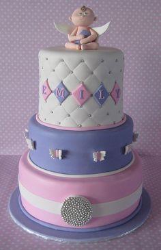 Más tamaños | Christening/1st Birthday Cake | Flickr: ¡Intercambio de fotos!