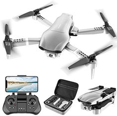 Foldable Drone, Shooting Video, Photography Tools, Creative Video, Drones, Selfie, Live, Cameras, Range