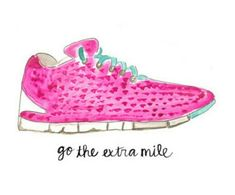 Artist: Evelyn Henson -- Go the extra mile