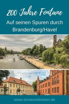 200 Jahre Fontane: Auf Theodor Fontantes Spuren durch Brandenburg an der Havel