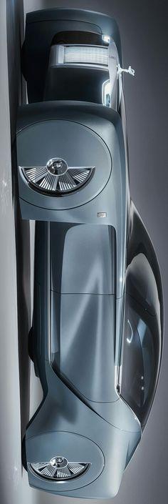 2016 Rolls-Royce 103EX VISION NEXT 100 Concept by Levon