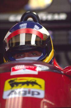 Michele Alboreto - Ferrari