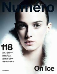 Numero November 2010 Cover (Numero)