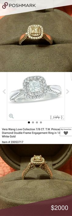 Vera+Wang+LOVE+Collection+5/8+CT.+T.W.+Princess-Cut+Diamond+Double+ ...