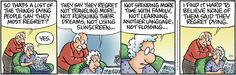 Come to the Daily News for the latest comics.