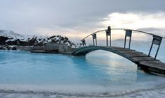 Icelands blue lagoon. One of the top ten 'must see before you die' destinations