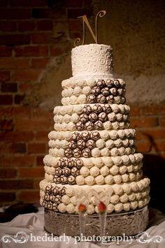 mocha-swirled-wedding-cake-ball-cake
