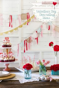 31 Creative Ideas for Valentines Day Decorations