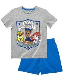 Official Paw Patrol Boys Paw Patrol Onesie Pawsome Work Design 2 to 6 Years