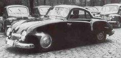 Renault 4cv ZINK allemagne
