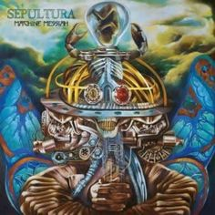 """[ALBUM REVIEW] SEPULTURA – Machine Messiah   """"Along the line of a career, there is a time you find your characteristics and sound, and I think on Chaos A.D we finally found the real Sepultura."""" - ANDREAS KISSER  https://heavymag.com.au/album-review-sepultura-machine-messiah/  @andreaskissercombr @Riotent @sepultura"""