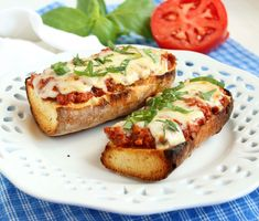 Easy Bolognese French Bread Pizza Asiago Cheese, Provolone Cheese, Cheese Bread, French Bread Pizza, Bolognese Sauce, Quick Weeknight Dinners, Dinner For Two, Oven Racks, Good Pizza