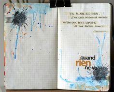 Art journal #24... Simplicity