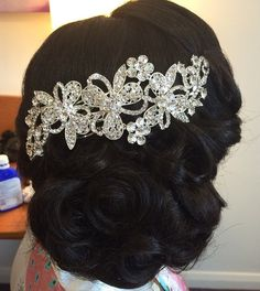 Natural+Hairstyles+For+Wedding