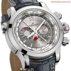 Jaeger LeCoultre Master Compressor Extreme World Chronograph