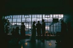 Rebecca and Tim's Vintage Loft Style Wedding by Lucy Rice | www.onefabday.com