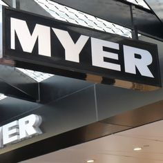 Myer CEO Bernie Brookes has retired from the role, succeeded by chief information officer and supply chain boss Richard Umbers.