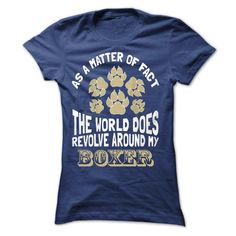 Boxer Dog - As A Matter Of Face T Shirt, Hoodie, Sweatshirt