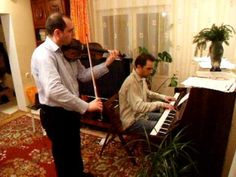 ▶ Nearer My God To Thee - Violin And Piano - YouTube