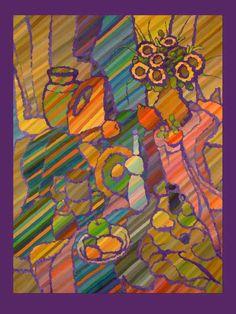 Декоративная живопись No.1 (2007)