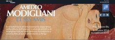 In mostra Modigliani a Pisa leggi l'articolo si Italia Meravigliosa.org (click sull'immagine)