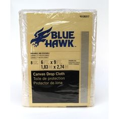 Use as table cloth on picnic tables.  Blue Hawk�8-oz Canvas Drop Cloth (Common: 6-ft x 9-ft; Actual 6-ft x 9-ft)