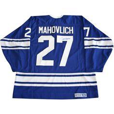Frank Mahovlich Maple Leafs Replica Jersey
