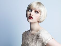 s Bob Hairstyles New Blunt Bob Vintage Flapper Look - Hairstyle Ideas