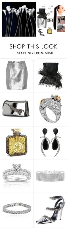 """Keka 2017.9"" by keziahkatia on Polyvore featuring moda, Yves Saint Laurent, Isabel Sanchis, John Hardy, Guerlain, Jorge Adeler, Annello, Apples & Figs e Tom Ford"