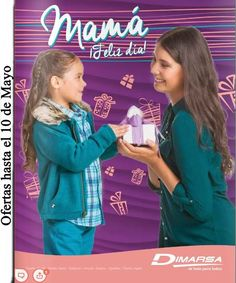 Catalogo Dimarsa por el Dia de la Madre 2015. Edicion Chile
