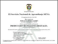 Producción de imágenes digitales