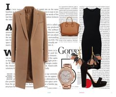 """""""look fashion!!!"""" by estephaniesalazar ❤ liked on Polyvore featuring Oris, Marni, Michael Kors and Givenchy"""