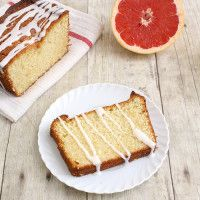 Thomas Keller's Glazed Grapefruit Cake (from his Ad Hoc at Home cookbook). So delicious. Grapefruit Cake, Grapefruit Recipes, Sweet Recipes, Cake Recipes, Dessert Recipes, Köstliche Desserts, Delicious Desserts, Buttermilk Pound Cake, Roasted Strawberries