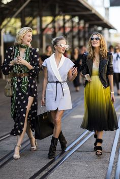 Sydney Fashionweek recap part 1, 40 images | A Love is Blind