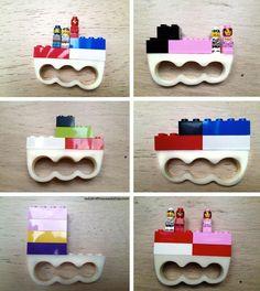 LEGO Knuckleduster