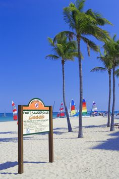 The beaches of Ft. Lauderdale are beckoning! Book your beach vacation to Florida now on Expedia.com