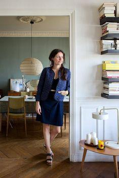 Violaine, Paris 18ème - Inside Closet