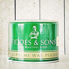 Fiddes Supreme Wax