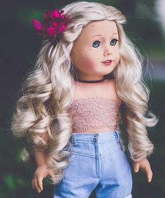 @agdo11s American Girl Doll Room, Ropa American Girl, Custom American Girl Dolls, American Girl Doll Pictures, American Girl Crafts, American Doll Clothes, Girl Doll Clothes, American Dolls, Poupées Our Generation