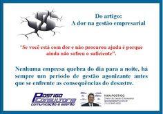 Bendito bem-feito!: A dor na gestão empresarial