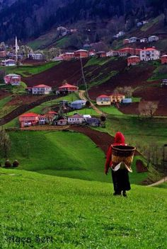 Most Amazing Photos From Trabzon, Turkey - Viral Planet Places Around The World, Travel Around The World, Around The Worlds, Beautiful Places To Visit, Beautiful World, Trabzon Turkey, Empire Ottoman, Georgie, Republic Of Turkey