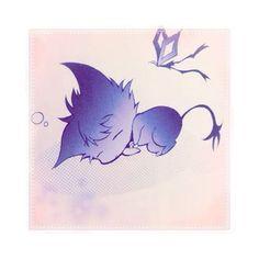 Kuro and Snow Lilly