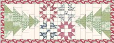 The Cottage Christmas Quilt Along – Sally's Angelworks